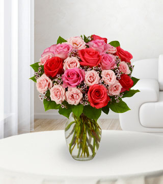 Sweetest Pink Rose Bouquet