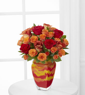 FTD® Abundant Rose™ Bouquet