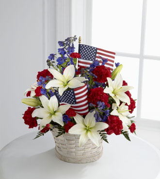 FTD® American Glory™ Bouquet - Greatest