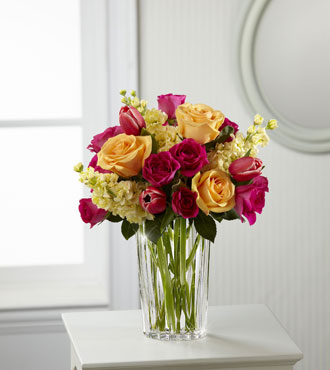 FTD® Beauty and Grace™ Bouquet by Vera Wang