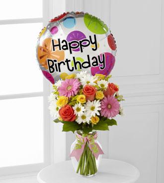 FTD® Birthday Cheer™ Bouquet