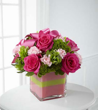 FTD® Blushing Invitations™ Bouquet