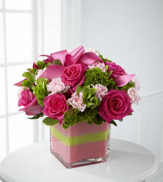 FTD® Blushing Invitations™ Bouquet-Better