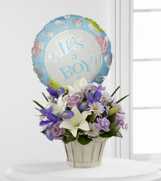 FTD® Boys Are Best!™ Bouquet-Better