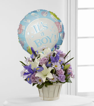 FTD® Boys Are Best!™ Bouquet-Best