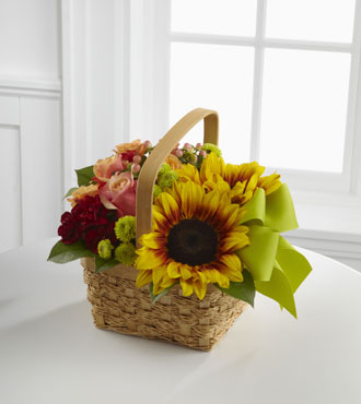 FTD® Bright Day™ Basket-Good