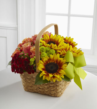 FTD® Bright Day™ Basket-Best