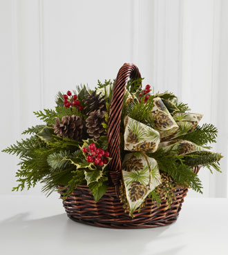 FTD® Christmas Coziness™ Bouquet