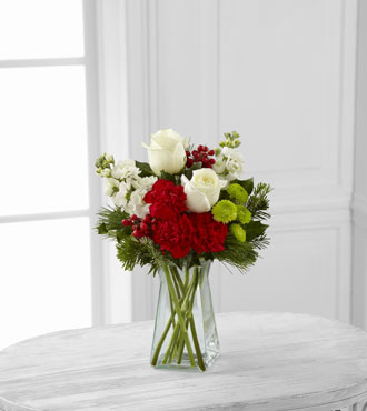 FTD® Christmas Peace™ Bouquet