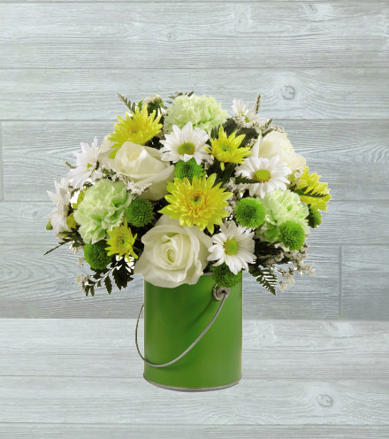 FTD® Color Your Day With Joy™ Bouquet - Greater