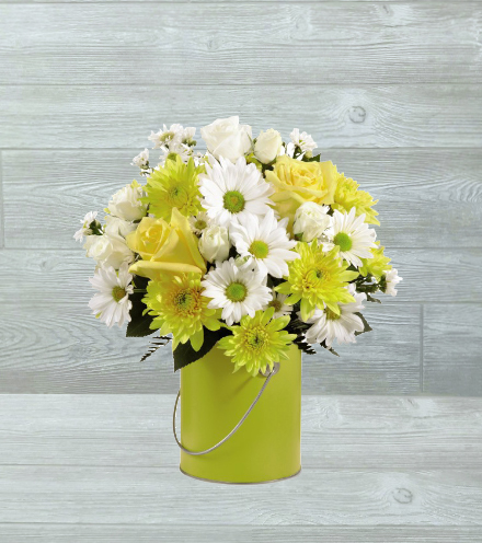 FTD® Color Your Day With Sunshine™ Bouquet - Great