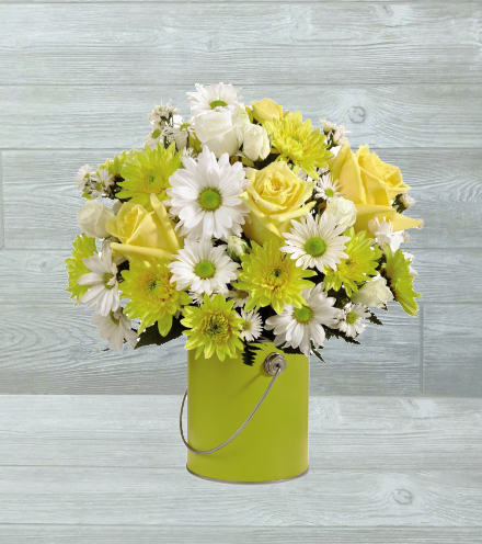 FTD® Color Your Day With Sunshine™ Bouquet - Greater