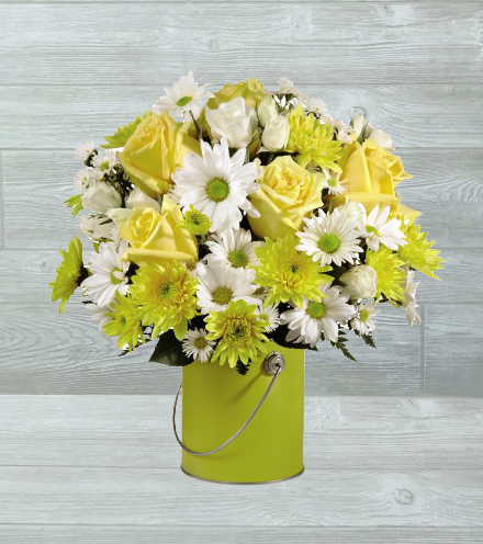 FTD® Color Your Day With Sunshine™ Bouquet - Greatest