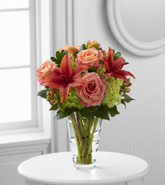 FTD® Dawning Delight™ Bouquet by Vera Wang