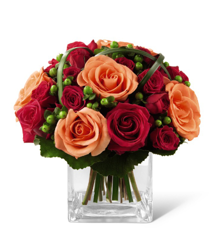 FTD® Deep Emotions™ Rose Bouquet by Better Homes and Gardens®-Better