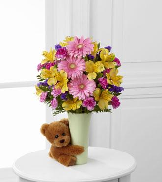 FTD® Festive Big Hug® Bouquet - Greater