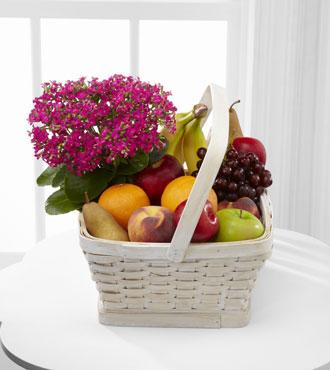 FTD® Garden's Paradise™ Basket