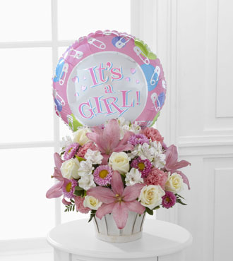 FTD® Girls Are Great!™ Bouquet-Best
