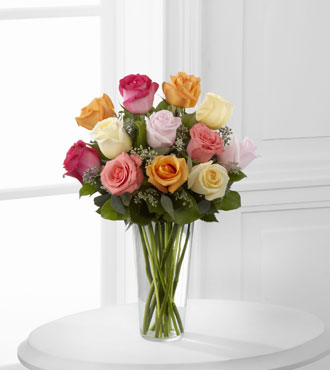 FTD® 12 Graceful Grandeur™ Rose Bouquet