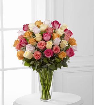 FTD® Graceful Grandeur™ Rose Bouquet  - Exquisite