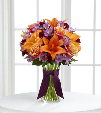FTD® Harvest Heartstrings™ Bouquet