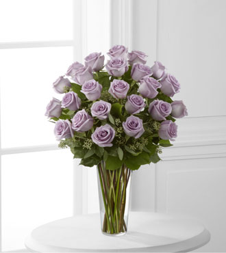 FTD® 24 Lavender Rose Bouquet