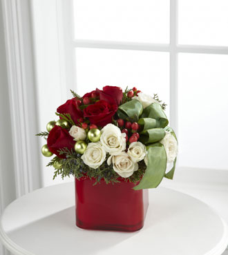 FTD® Merry & Bright™ Bouquet-Better