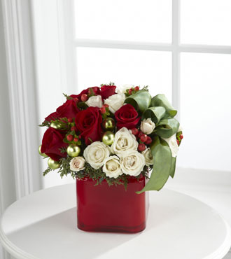 FTD® Merry & Bright™ Bouquet-Best