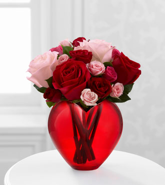 FTD® My Heart to Yours™ Rose Bouquet-Good