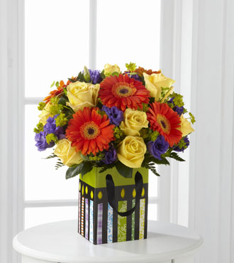 FTD® Perfect Birthday Gift Bouquet-Best