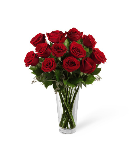 FTD® 12 Red Rose Bouquet