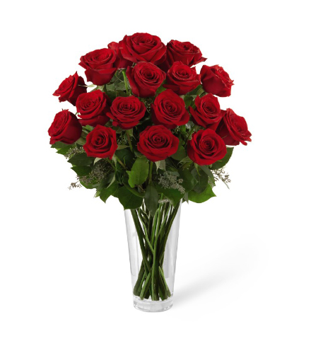 FTD® Red Rose Bouquet-FTD® 18 Red Rose Bouquet