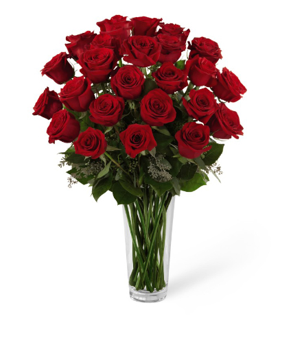 FTD® Red Rose Bouquet-FTD® 24 Red Rose Bouquet
