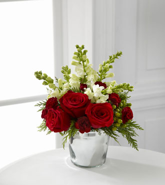 FTD® Season's Sparkle™ Bouquet