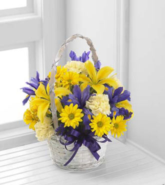 FTD® Spirit of Spring™ Basket - Greatest