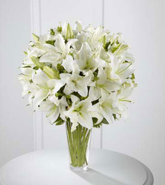FTD® Spirited Grace™ Lily Bouquet - Greatest