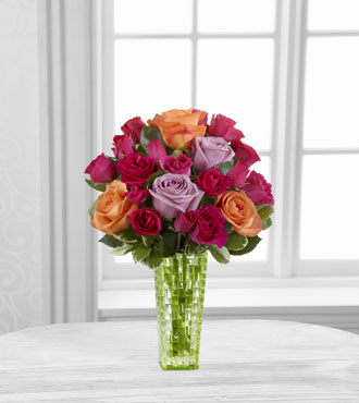FTD® Sun's Sweetness™ Rose Bouquet by Better Homes and Gardens®