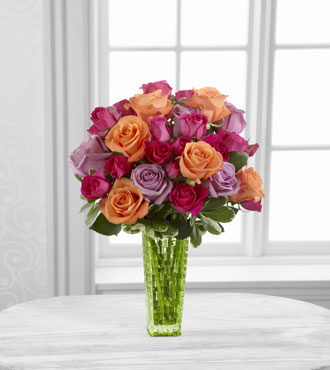 FTD® Sun's Sweetness™ Rose Bouquet by Better Homes and Gardens®-Best