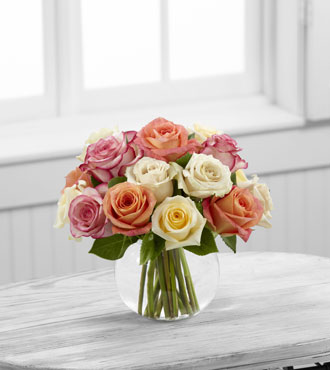 FTD® Sundance™ Rose Bouquet
