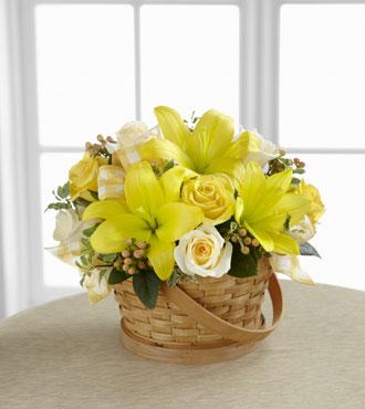 FTD® Sunny Surprise™ Basket-Better