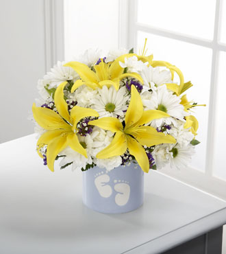FTD® Sweet Dreams® Bouquet - Boy-Best