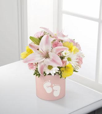 FTD® Sweet Dreams® Bouquet - Girl