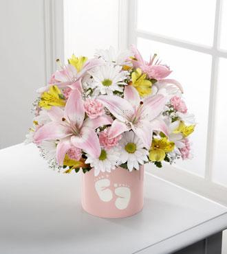 FTD® Sweet Dreams® Bouquet - Girl-Best