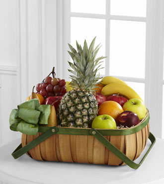 FTD® Thoughtful Gesture™ Fruit Basket - Greater