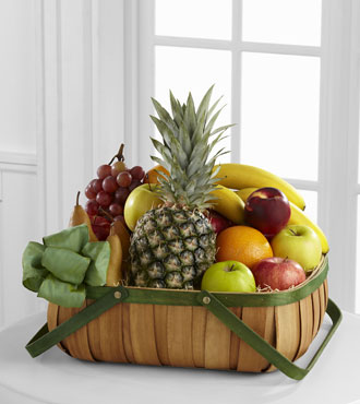 FTD® Thoughtful Gesture™ Fruit Basket - Greatest
