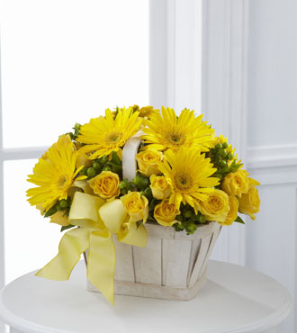FTD® Uplifting Moments™ Basket - Greater