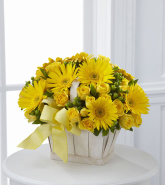 FTD® Uplifting Moments™ Basket - Greatest