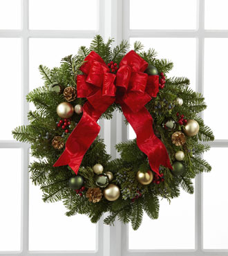 FTD® Winter Wonders™ Wreath
