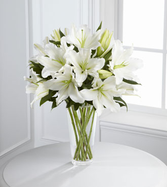 FTD® Light In Your Honor™ Bouquet