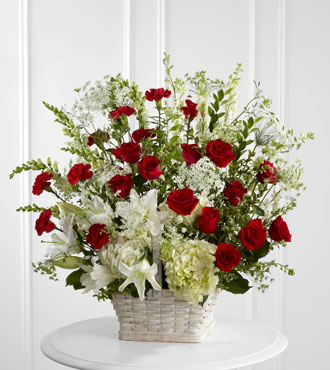 FTD® In Loving Memory™ Arrangement - Greatest